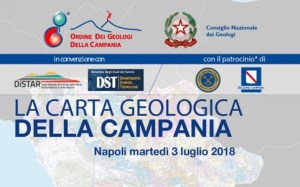 carta geologica campania