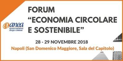forum economia circolare sostenibile