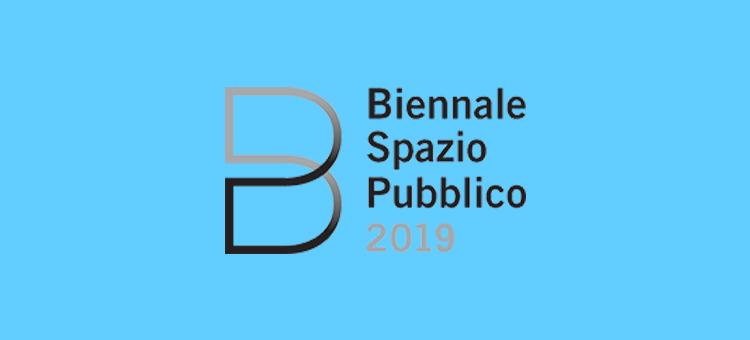 """Biennale dello Spazio Pubblico 2019: """"Incontri"""""""