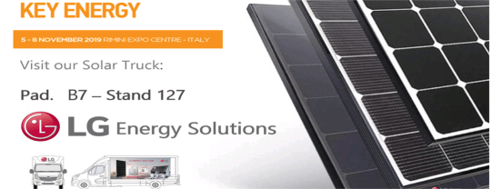 LG Key energy