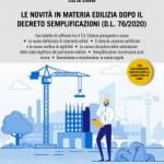 novità in edilizia dopo il dl semplificazioni