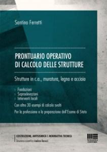 prontuario operativo calcolo strutture