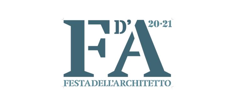 Festa dell'Architetto 2020/21 – 27/29 gennaio 2021.