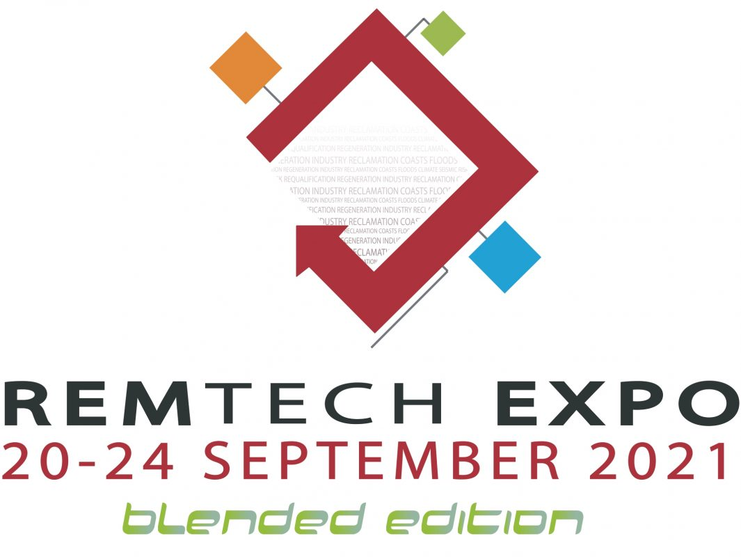 Remtech expo blended edition – 20/24 settembre 2021.
