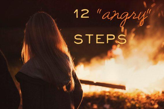 12 angry steps