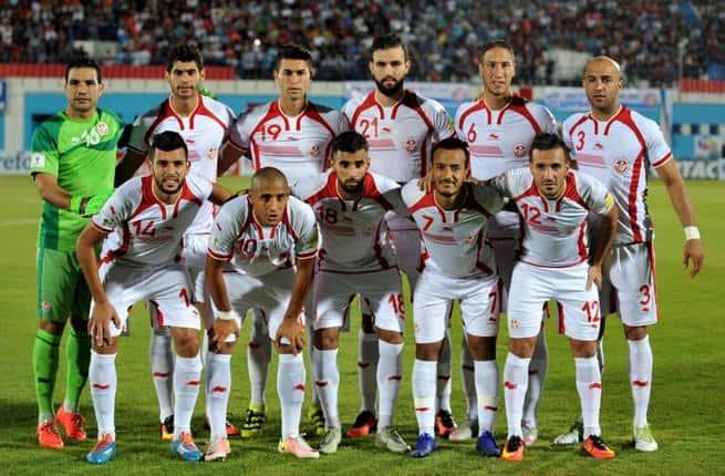 Tim Sepakbola Tunisia