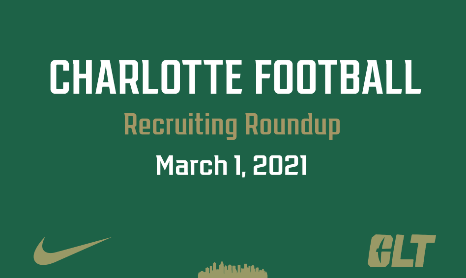 Recruiting roundup: March 1st, 2021