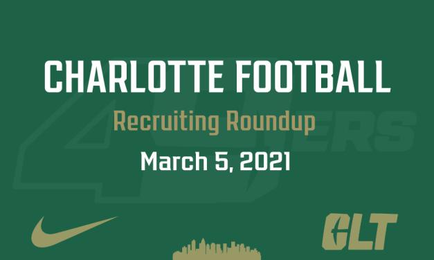 Recruiting roundup: March 5th, 2021