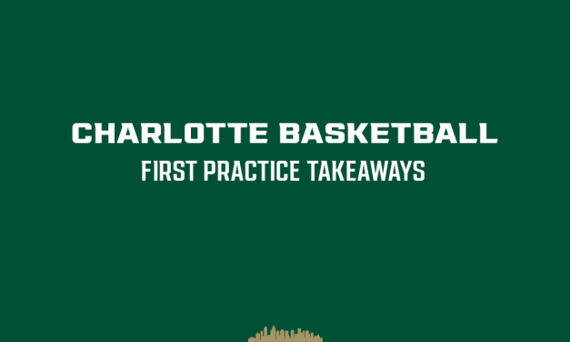 Initial Thoughts from Men's Basketball's first Practice