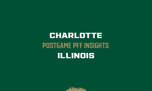 Charlotte vs Illinois: Postgame PFF Insights