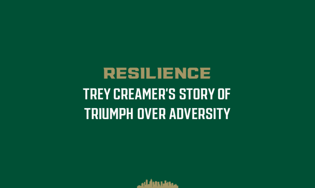 Resilience: Trey Creamer's story of triumph over adversity