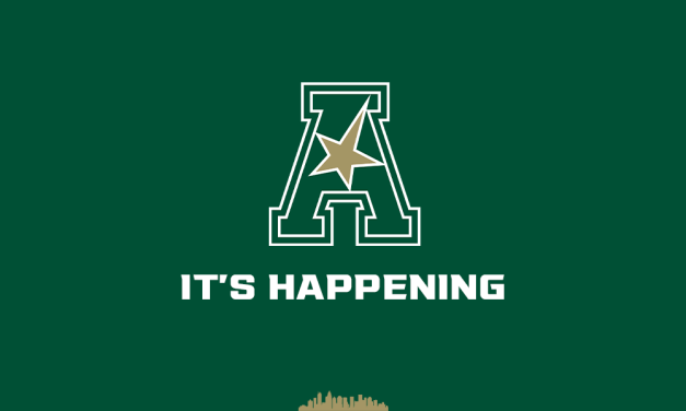 The Charlotte 49ers are American Athletic Conference bound