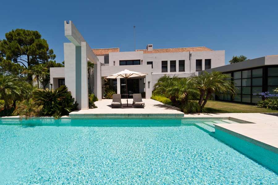 La Zagaleta modern 7 slaapkamer villa met uitzicht op zee