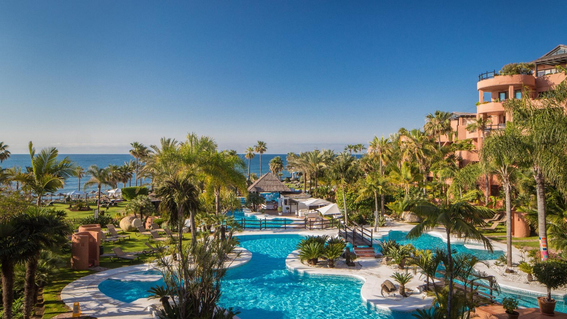 Rental Apartment for sale Kempinski Hotel Baha Marbella Estepona  Agent4Starscom