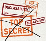 declassified - 1415 - top secret crossed out