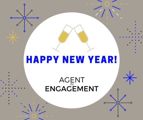 Agent In Engagement - Happy New Year - Employee Engagement