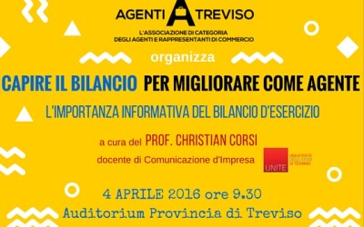 CAPIRE IL BILANCIO PER MIGLIORARE COME AGENTE