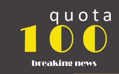 QUOTA 100: discriminati gli agenti di commercio