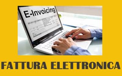 EMISSIONE FATTURA ELETTRONICA A PAGAMENTO E' ILLEGALE