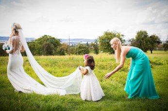 Svatba na klíč: družička