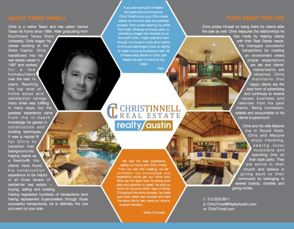 professional portfolio real estate agent operations realtor marketing