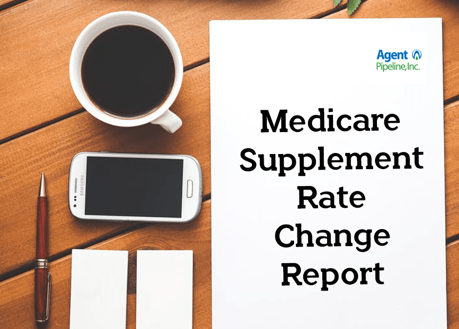 Medicare Supplement Rate Change Report – April, 2018