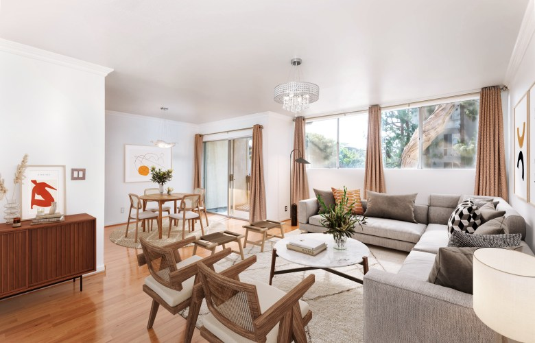 Upper Floor Unit with Serene Treetop Views