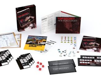Top Secret NWO Box Contents