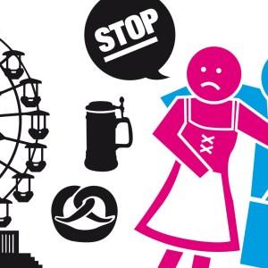 Rettungsinsel - Kampagne gegen sexuelle Gewalt am Berg
