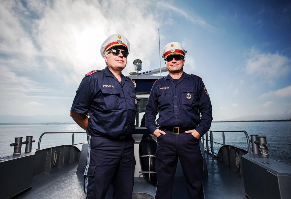 Dokumentation, Seepolizei, Hard am Bodensee