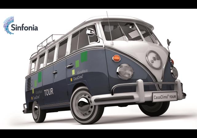 CasaClima Tour 2018  Milano