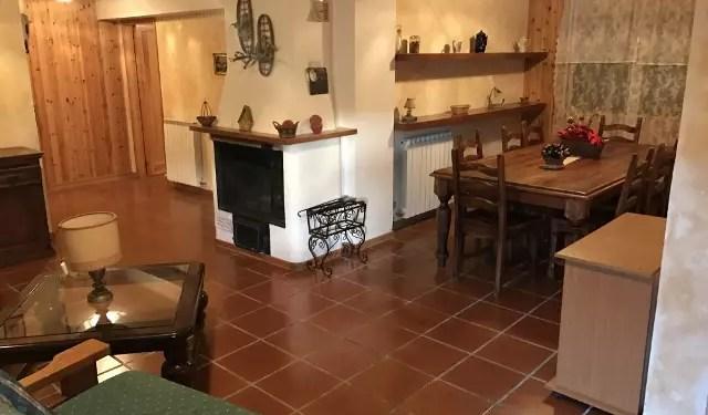 Appartamento Abetone Centro Pescinone Quattro Vani Mq 110