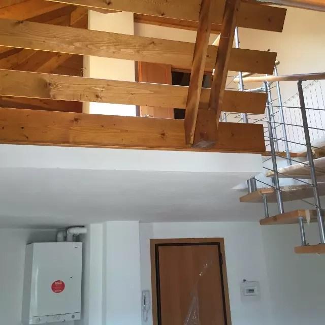 Appartamento Abetone Le Motte Mansarda Quattro Vani Mq 95 (20)