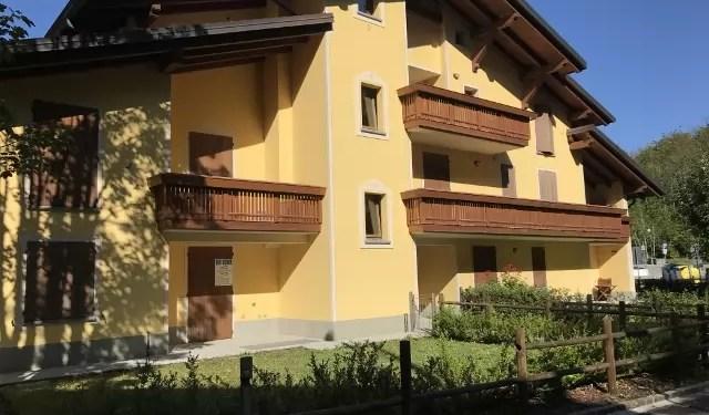 Appartamento Abetone Uccelliera Due Vani Mq 55 Giardino Mq 150