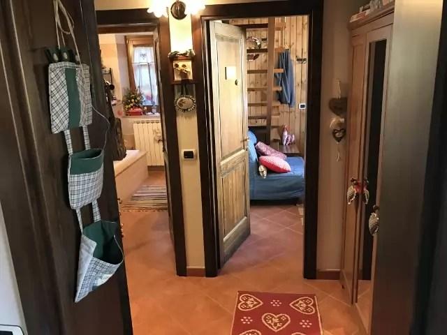 Appartamento Cutigliano Pianosinatico Tre Vani Mq 80 Giardino Mq 320 (29)