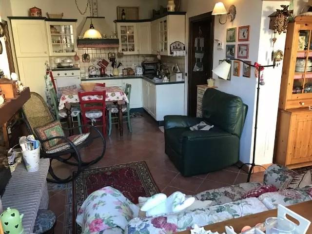 Appartamento Cutigliano Pianosinatico Tre Vani Mq 80 Giardino Mq 320 (50)