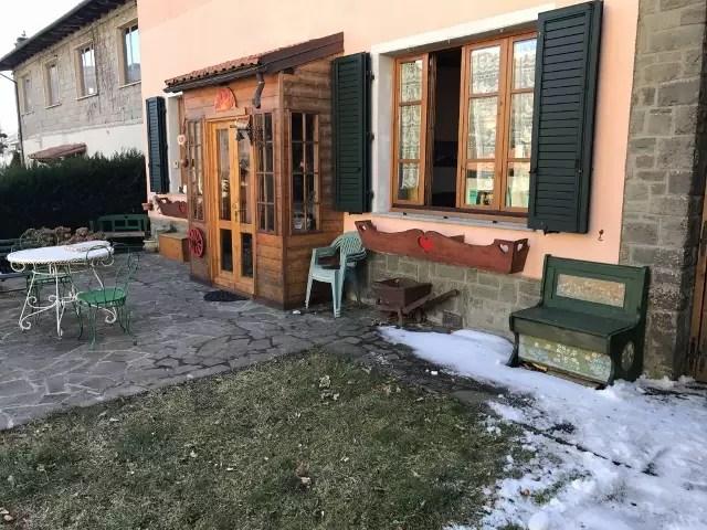 Appartamento Cutigliano Pianosinatico Tre Vani Mq 80 Giardino Mq 320 (97)