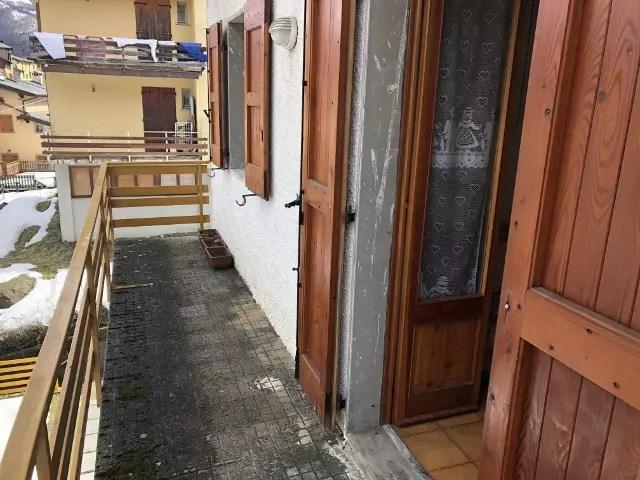 Appartamento Due Vani Fiumalbo dogana nuova Mq 35 con terrazzo (11)
