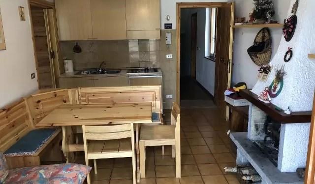 Appartamento Due Vani Fiumalbo dogana nuova Mq 35 con terrazzo
