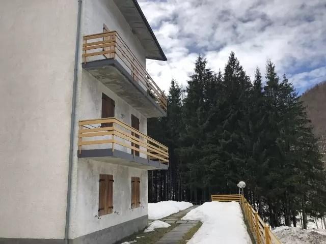 Appartamento Due Vani Fiumalbo dogana nuova Mq 35 con terrazzo (49)