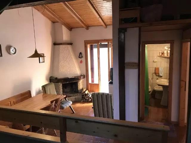Appartamento Fiumalbo Via Lago Mansarda Tre vani Mq 40 (39)