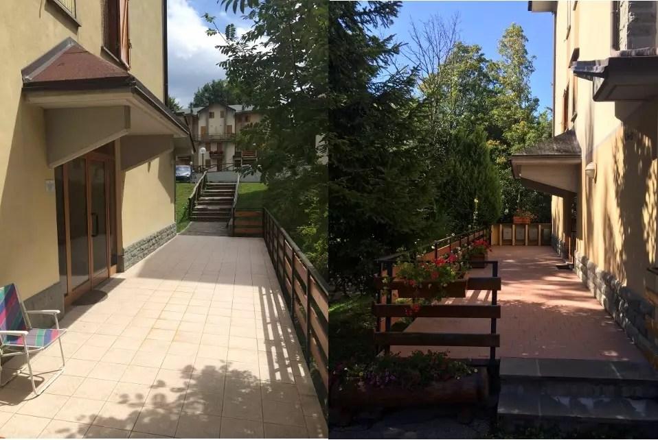Appartamento Mansarda Faidello Parco dei Daini Tre vani Mq 60 (1)