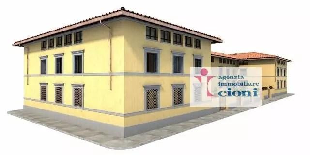 Bilocale Firenze San Frediano Mq 60 Piano Primo arredato (5)