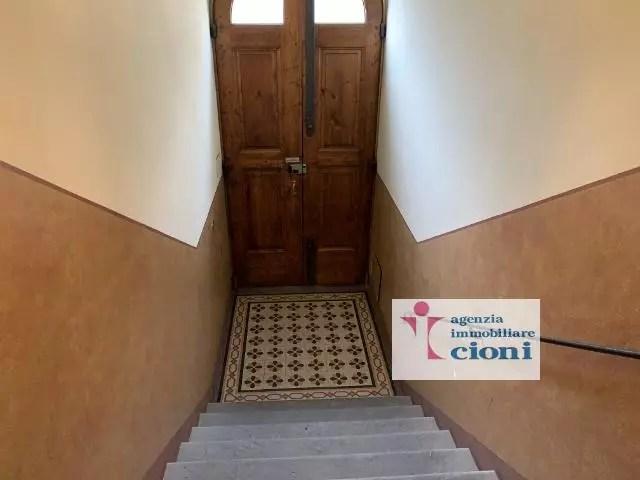 Quadrilocale Mq 170 Firenze Porta Romana V. Pindemonte Piano Rialzato (134)