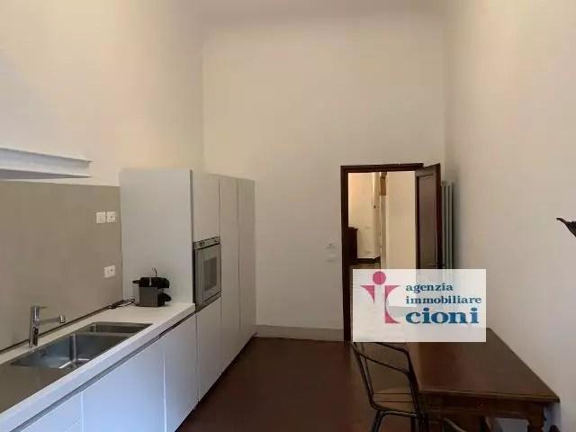 Quadrilocale Mq 170 Firenze Porta Romana V. Pindemonte Piano Rialzato (84)