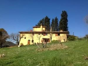 Villa Leopoldina Mq 400 Firenze Pontassieve 15 vani