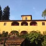 Villa Leopoldina Mq 400 Firenze Pontassieve 15 vani terreno 2,5 Ettari (40)