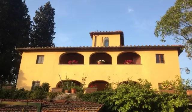 Villa Leopoldina Firenze Pontassieve Mq 400 15 vani