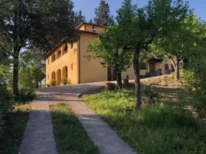 Villa Leopoldina Mq 400 Firenze Pontassieve 15 vani terreno 2,5 Ettari
