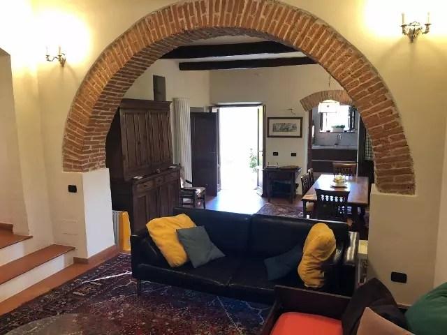 Villa Leopoldina Mq 400 Firenze Pontassieve 15 vani terreno 2,5 Ettari Appartamento Loggiato (24)